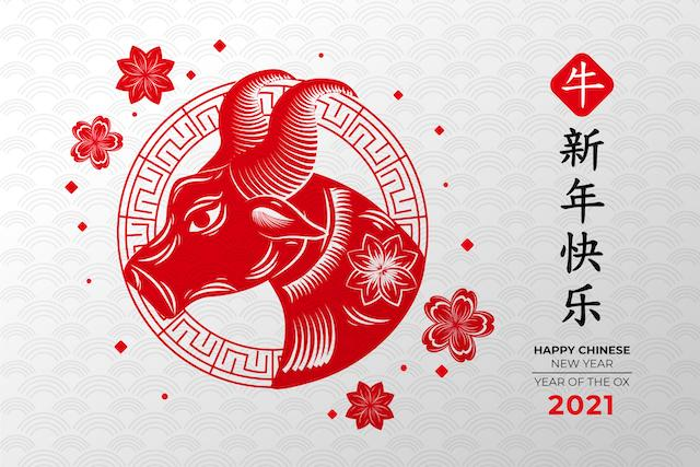 Kinesiske horoskop 2021 år av oksen